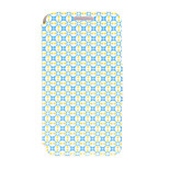 Kinston® Beaded Lattice Pattern PU Leather Full Body Cover with Stand for HTC One M9 Plus/ HTC One M9+