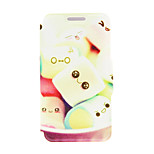 Kinston® Sweet Cotton Candy Pattern PU Leather Full Body Cover with Stand for Huawei Honor 4X/Honor Che1-CL20