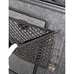 Car trunk mesh bag Velcro tape, magic tape nets, truck net, net sling, string bag tidying elastic storage bag