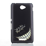 Tooth Pattern Material TPU Soft Phone Case for Sony E4