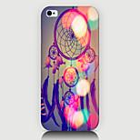 color de teléfono del modelo atrapasueños cubierta trasera del caso para iphone5c