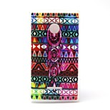Tribal Symbols Pattern TPU Material Phone Case And Screen Protector for Microsoft Lumia 435