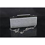 All Crystal/ Rhinestone Handbag/ Evening Handbags/Purses/Clutches/Totes/Bridal Purse With Chain
