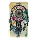 Kinston® Dreamcatcher Pattern Full Body PU Cover with Stand for HTC One M7/M8/M9 and HTC Desire 816/826/Eye