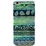 Decorative Stripe Pattern TPU Material Soft Phone Case for iPhone 6