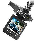 2.5'' TFT Car DVR 6 LED Night Video Camera Recorder 5.0 Mega CMOS 120 Degree