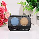 2 Normal Eyeshadow Matte/Shimmer Powder