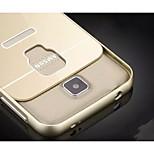 mode særlige design af høj kvalitet metal bagsiden til Samsung Galaxy s5 i9600