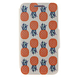 Kinston® Pineapple Pattern Full Body PU Cover with Stand for HTC One M7/M8/M9 and HTC Desire 816/826/Eye