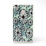 Daisy Pattern TPU Material Phone Case And Screen Protector for Microsoft Lumia 435