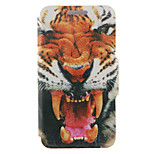 Kinston® the Tiger Pattern Full Body PU Cover with Stand for HTC One M7/M8/M9 and HTC Desire 816/826/Eye