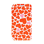 Kinston® the Ocean of Heart Pattern PU Leather Full Body Cover with Stand for HTC One M9 Plus/ HTC One M9+