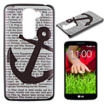 Anchors Pattern PC Phone Case for LG G2 mini