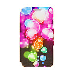Kinston® Color Bubble Pattern PU Leather Full Body Cover with Stand for Huawei Honor 3C