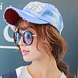 Casual Letters Outdoor Baseball Cap