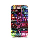 modni dizajn Coco fun® Campanula pleme obrazac mekana IMD TPU slučaj pokriće za Samsung Galaxy J1