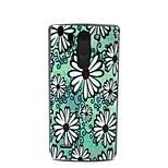 COCO FUN® Green Daisy Pattern Soft TPU IMD Back Case Cover for LG G3 MINI