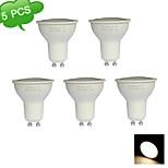 5 Stück FRANLITE Spot Lampen MR16 GU10 10 W 820 LM 3000 K 15 SMD Warmes Weiß AC 220-240 V