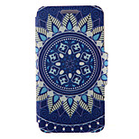 Kinston® Blue and White Porcelain Pattern Full Body PU Cover with Stand for HTC One M7/M8/M9 and HTC Desire 816/826/Eye