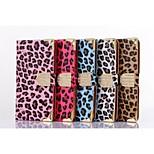 galvanica casse del telefono mobile di moda leopardo per htc m9 (colori assortiti)