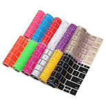 LENTION Fancy Series Keyboard Cover Skin for MacBook 12 inch (Assorted Color)
