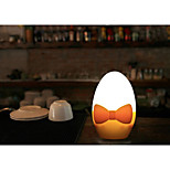 New Golden Eggs Light Control Sensor LED Night Light Wide Voltage 110-220V Plug Nightlights