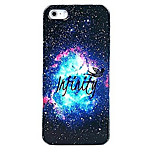 The Infinity Pattern Hard Case Cover for iPhone 5/5S