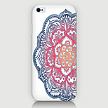 Blue and White Porcelain Pattern Phone Case Back Cover Case for iPhone5C