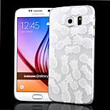 ананас шаблон печати прозрачная печать шт Материал телефон случае для Samsung Galaxy S6