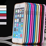 Colorful Metal Bumper for iPhone 6(Assorted Color)