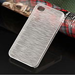 Clear Drawing Crystal Back Case for iPhone 4/4S