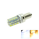 1 pcs E12 3 W 32 X SMD 2835 150LM Warm White/Cool White Light Corn Bulbs AC 110-130 V