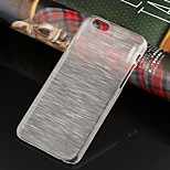 Clear Drawing Crystal Back Case for iPhone 6