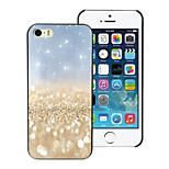 Golden Sand Design Aluminum Hard Case for iPhone 5C