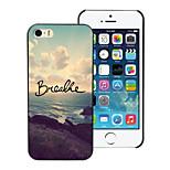 Breathe Design Aluminum Hard Case for iPhone 5C