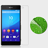 High Definition Screen Protector Flim for Sony Xperia Z4