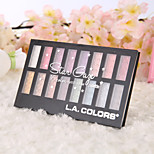 16 Colors Professional Dazzling Matte&Shimmer 3in1 Eyeshadow Makeup Cosmetic Palette