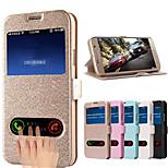 silkki kuvio ikkunat nähdäksesi koko kehon asia Samsung Galaxy S5 i9600 (valikoituja väri)