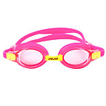 jie crianças com AIJ óculos anti-fog j2670-2 (vermelho)