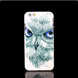 Owl Pattern Cover for iPhone 6 Plus Case