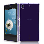 Transparent PC Back Cover Case for Sony Xperia Z1 L39h