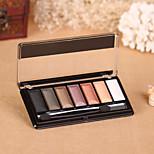7 Eyeshadow Palette Matte / Shimmer Eyeshadow palette Powder Normal