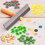 Nail Art Tool 10PCS Stainless Steel Blades
