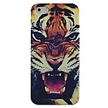 Roaring Tiger Pattern Hard Case for iPhone 5/5S