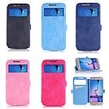 carte sac étui ma folle wen contracté tpu stents téléphone mobile holster pour Samsung S6 une variété de couleurs