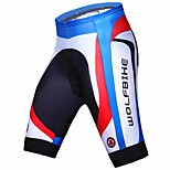 WOLFBIKE Bike/Cycling Shorts / Pants/Trousers/Overtrousers / Underwear Shorts/Under Shorts / Padded Shorts / Bottoms Men'sBreathable /