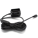 3.5Meter  Mini 5pin USB Interface OBD Charger For Car Camera,Gps,E-dog