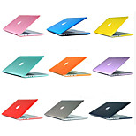 2 in 1 Candy Colors Soft Touch Plastic Hard Case Cover & Keyboard Cover for Macbook Pro 15'' wit Retina(Assorted Color)