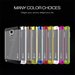 Slicoo Black With Multicolor Drawing Mobile Phone Shell Plating for Samsung Galaxy Note 4 (Assorted Colors)