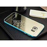 A speciálisan kialakított hátlap Samsung S6 (vegyes színek)